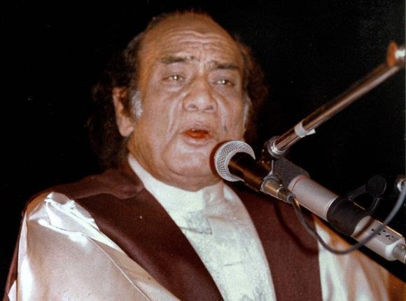 Mehdi Hassan Live Performance