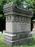George Foster Shepley Grave
