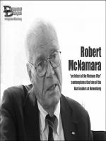 Robert McNamara Photo