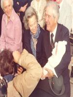 John Connally with Family