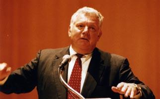 William Bennett While Speech
