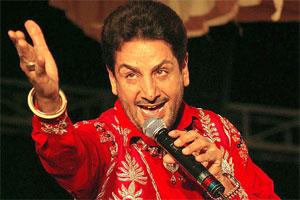 Singer Gurdas Maan