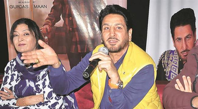 Gurdas Maan Hd photos