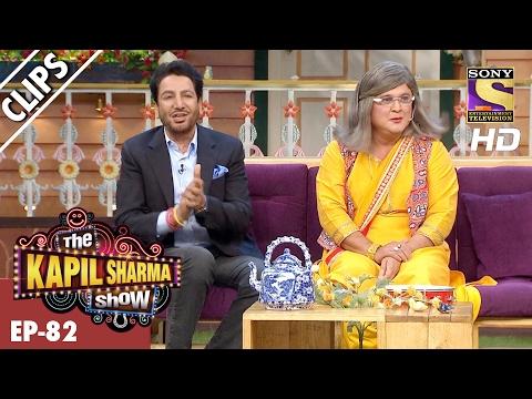 Gurdas Maan in Kapil Sharma Show