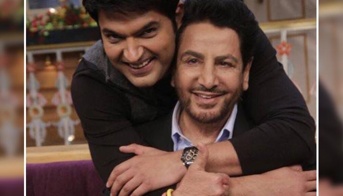 Gurdas Maan And Kapil Sharma