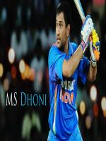 MS Dhoni Hd Photos