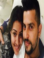 Suresh Raina & wife Priyanka