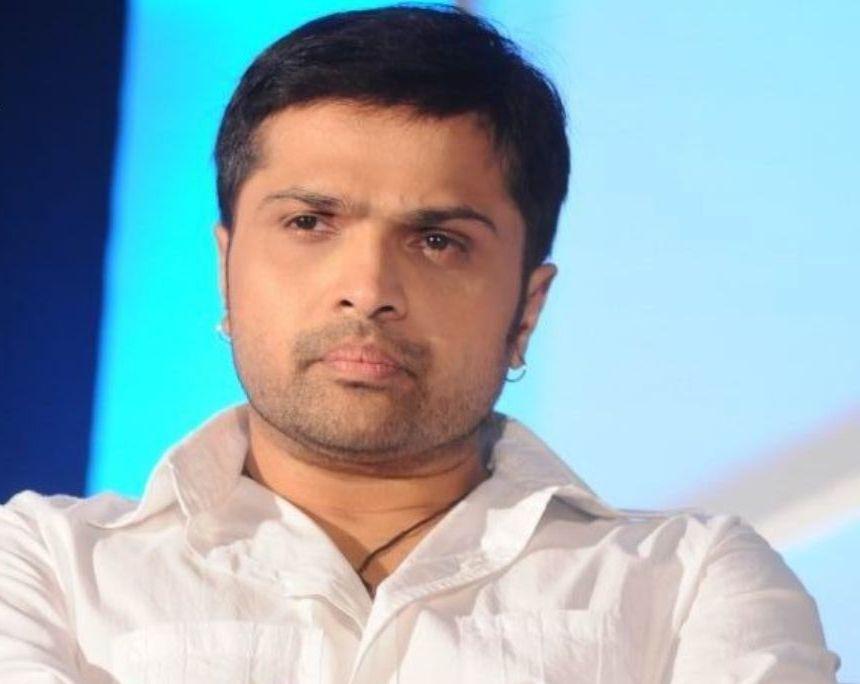 Himesh Reshammiya at Show