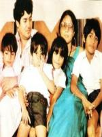 Salman Khan Childhood Pictures with Family