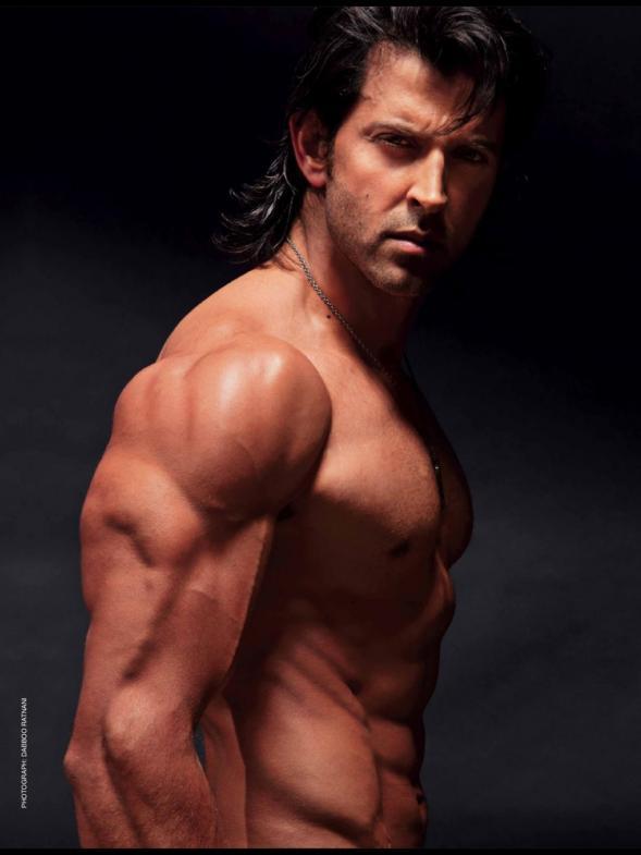 Hrithik Roshan Body!!!