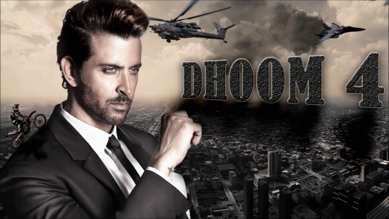 Hrithik Roshan Upcoming Movie Dhoom 4