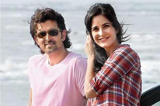 Hrithik and Katrina