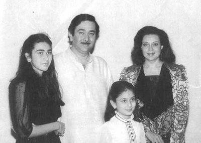 Kareena Kapoor Childhood