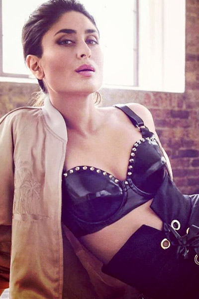 Kareena Kapoor Khan snapped in hot avatar during Vogue shoot