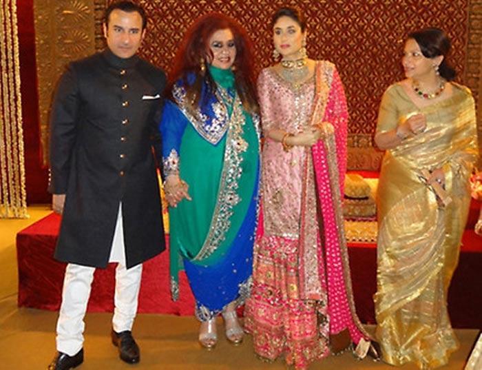 Kareena Kapoor Wedding Pic