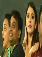 Anushka Sharma watching cricket