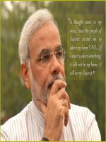 Narendra Modi best Quote