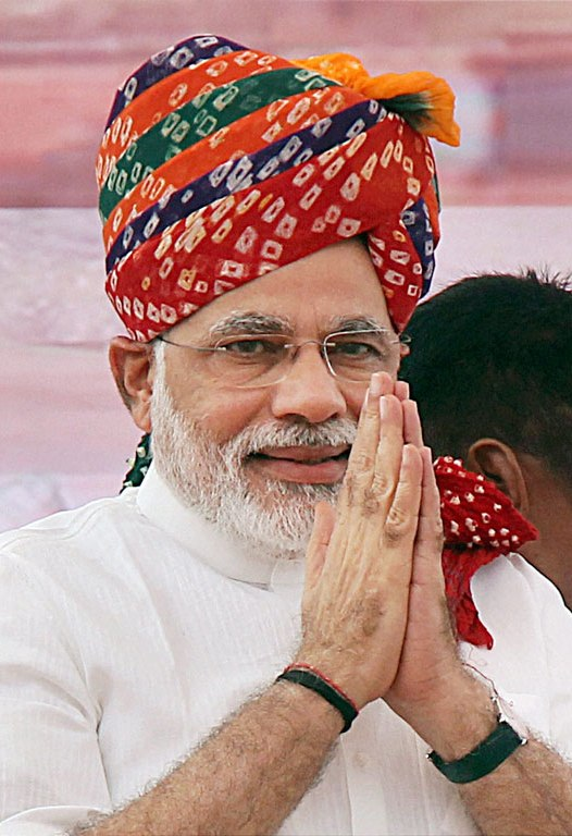 Narendra Modi in Rajasthani Dress