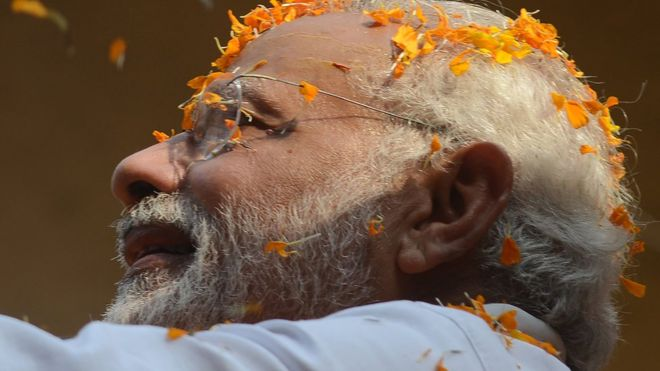 Narendra Modi's BJP sweeping key India state polls
