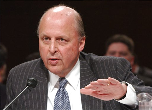 John Negroponte at Conference