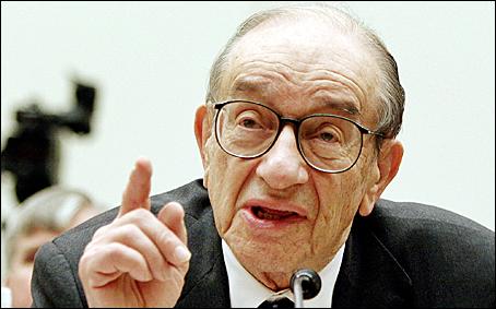 Alan Greenspan Plans For America
