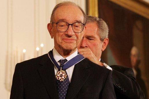 Alan Greenspan Medal