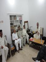 Roshan Din Junejo with other Members