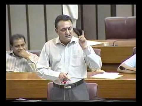Sohail Mansoor Khawaja in Assembly