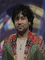 Kailash Kher happy Mood