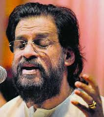 K. J. Yesudas performing