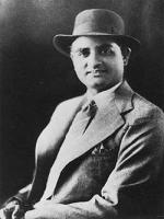 Kundan Lal Saigal gray photo