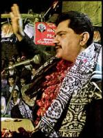 Sardar Nabeel Ahmed Gabol Addressing