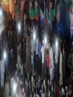 Shahjahan Baloch Celebarating Victory