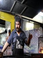 Syed Ali Raza Abidi Durring Campaign