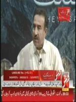 Abdul Hakeem Baloch in Studio