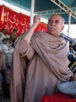 Mehmood Khan Achakzai Addressing