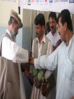 Abdul Rahim Mandokhail Starting Polio Muhim