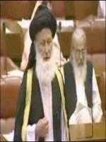 Moulana Mohammad Khan Sherani In Assembly