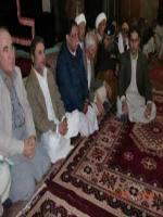 Khalid Hussain Magsi with Other Members