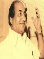 Mohammed Rafi performing
