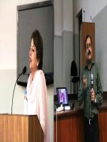 Shaista Pervaiz Speech