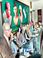 Begum Majeeda Wyne In show of  Memories of Haider Wyne
