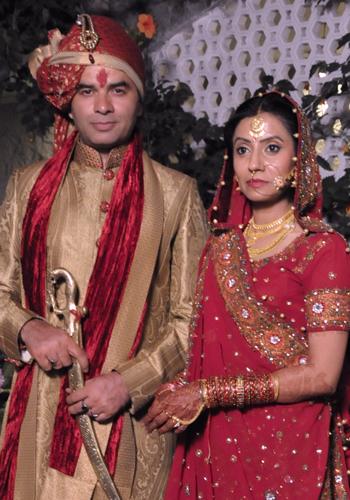 Mohit Chauhan Wedding shoot