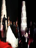 Dingdong Dantes and Marian Rivera Wedding Cake