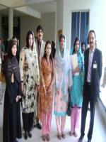 Shazia Ashfaq Mattu with Yasir Nawaz