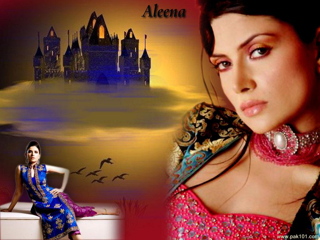 Aleena Modeling