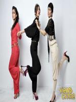 Alishba, Palwasha & Syra Yousuf