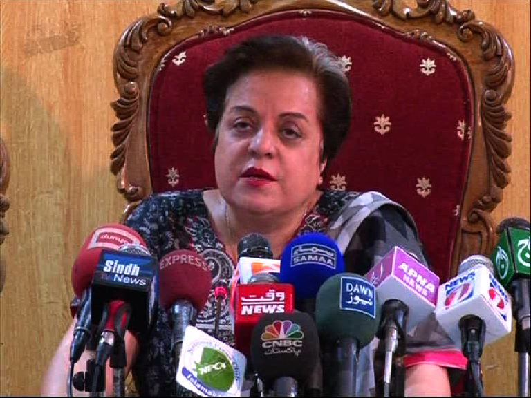 Shireen Mehrunnisa Mazari Join PTI