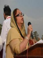 Munaza Hassan Speech