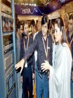 Shazia Marri Visits Media Pakistan